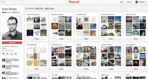 Evan Sharp Pinterest
