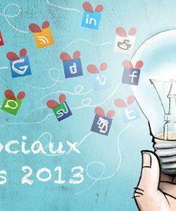 Médias sociaux tendances 2013
